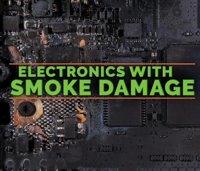 Fire Damage Can Electronics Be Cleaned After a Fire?